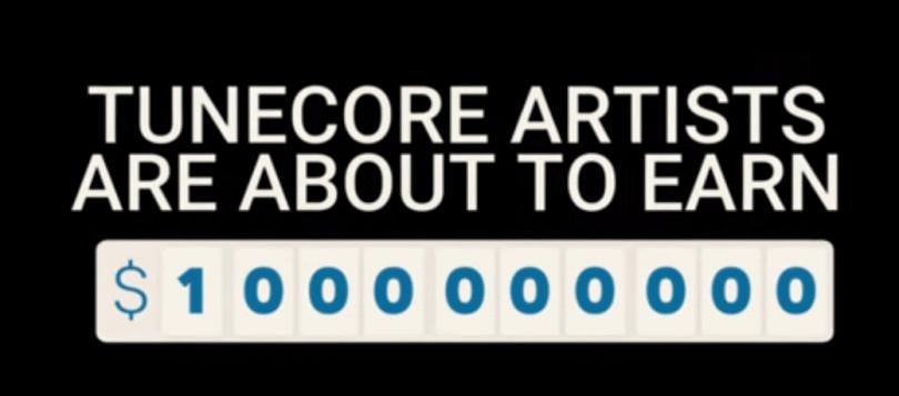 Tunecore Paga Más de 1.000 Millones de Dólares a Los Artistas