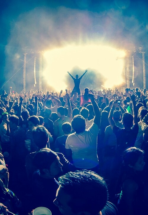 conseguir conciertos