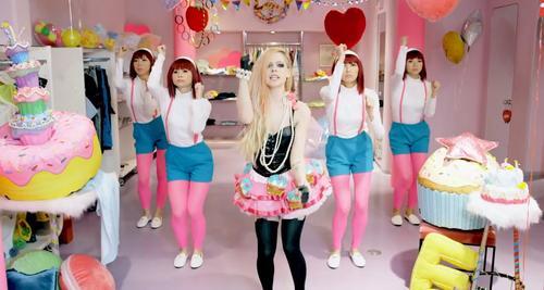los 10 peores videos musicales 2014
