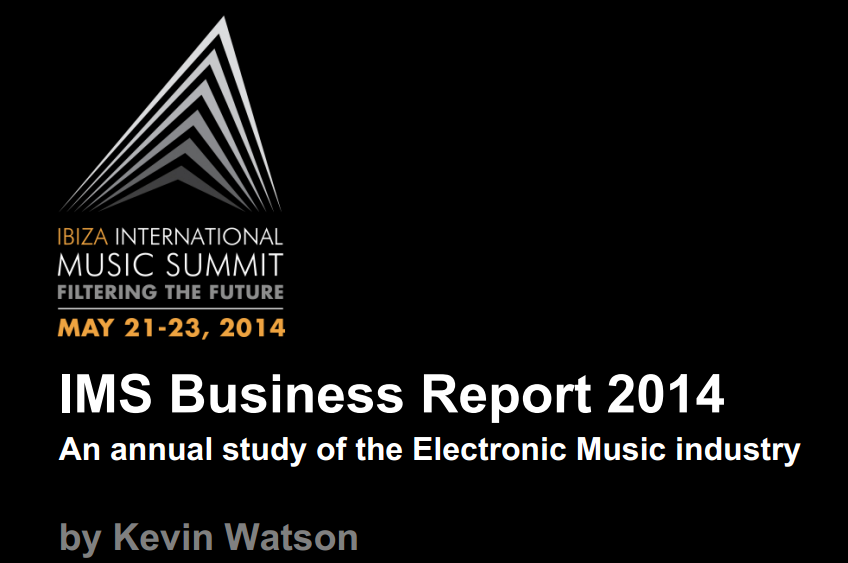 ims business report 2014
