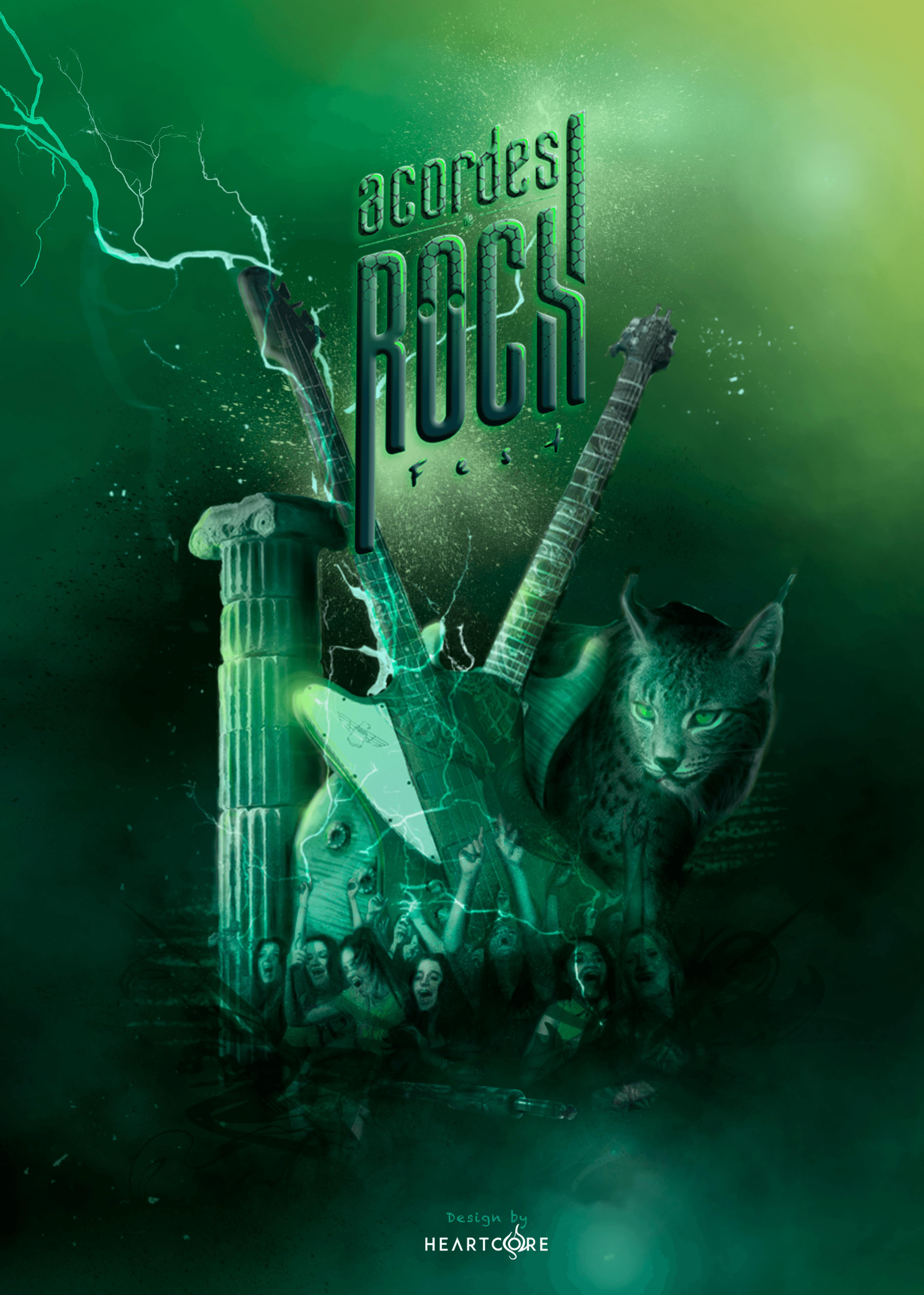 acordes de rock fest