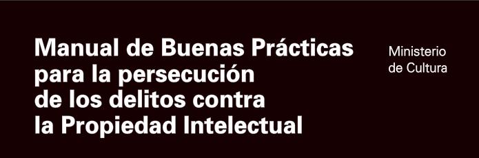buenas practicas persecucion delitos propiedad intelectual