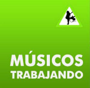 musicos trabajando cooperativa de músicos