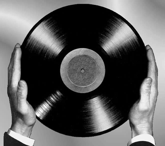 formato vinilo para discos
