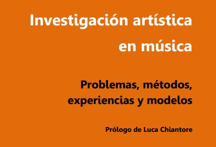 investigacion artistica en musica