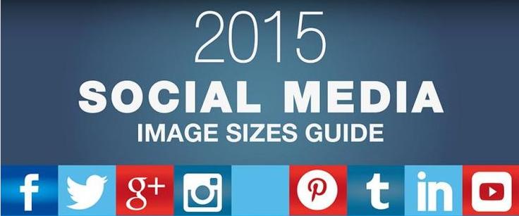 medidas social media