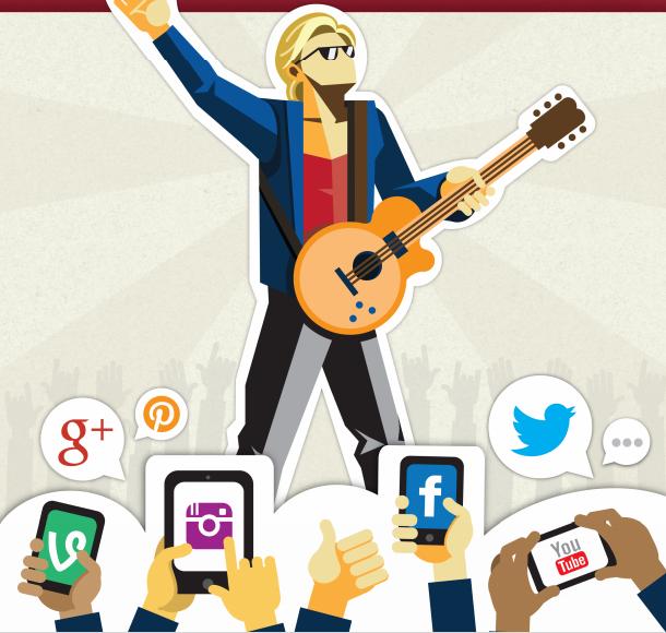 guia para musicos social media