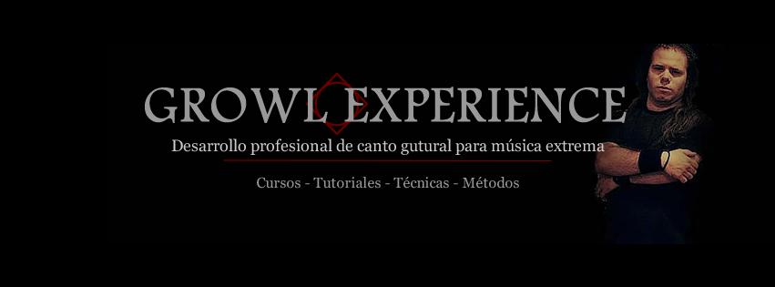 growl experience