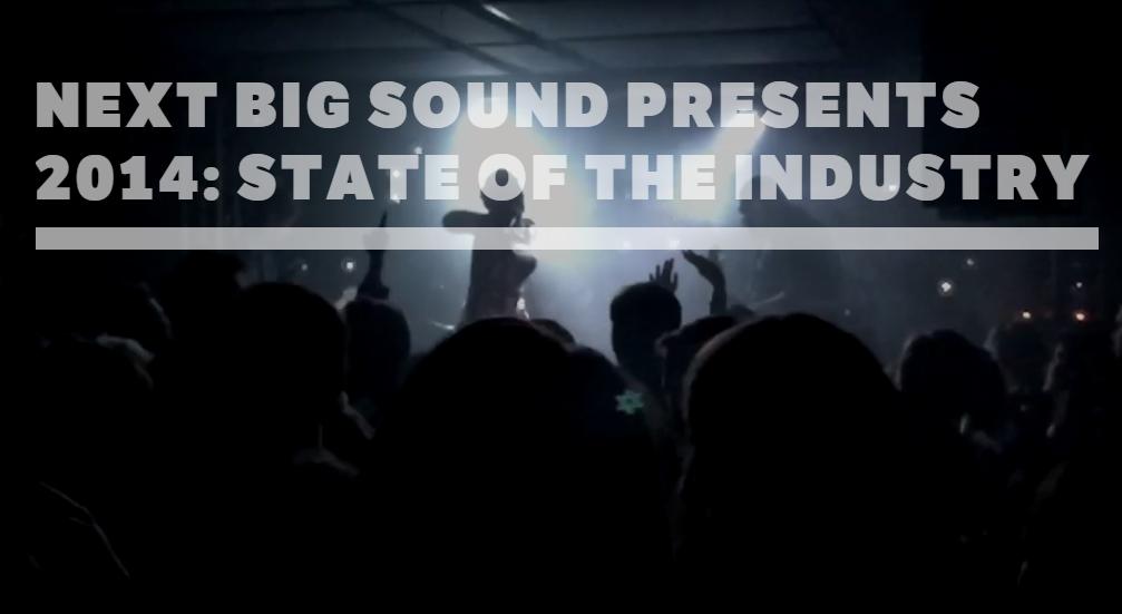 informe industria musical 2014 next big sound
