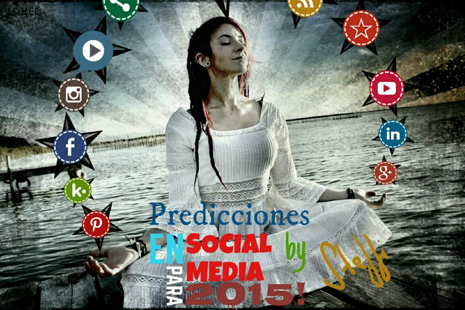 predicciones social media 2015