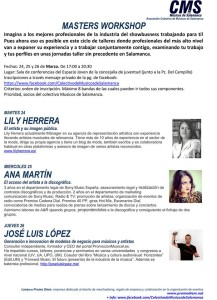 curso marketing musical salamanca