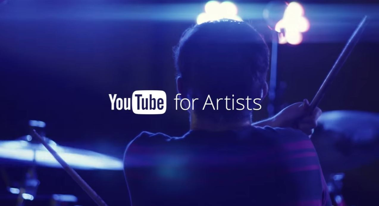 youtube lanza youtube for artists