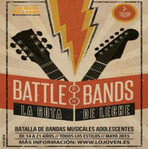 battle of bands la rioja 2015