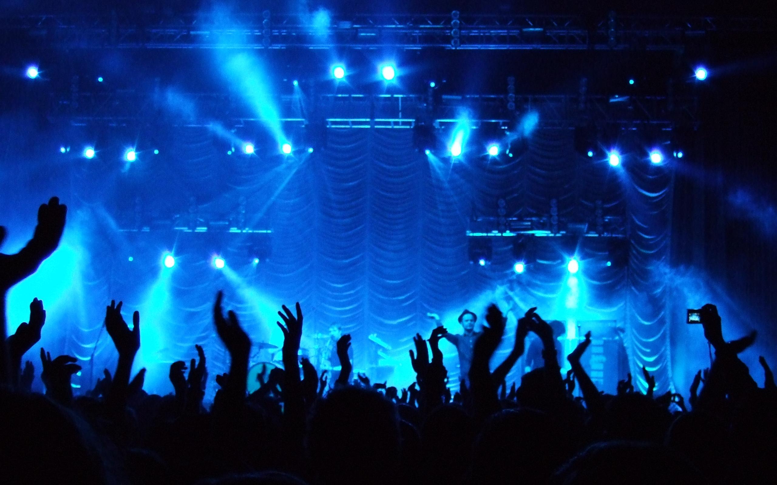 música en vivo y marcas