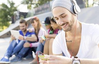 informe consumo musica streaming