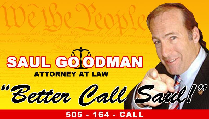 mejor llama a saul goodman