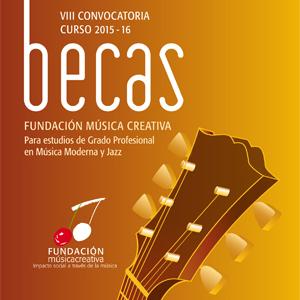 becas fundacion musica creativa