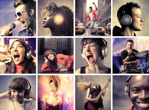 industria musical y plataformas colaborativas