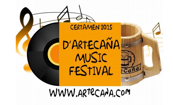 certamen 2015 artecaña music festival