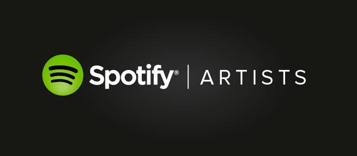 verificar perfil artista spotify