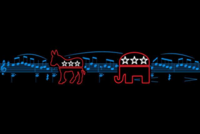musica y politica