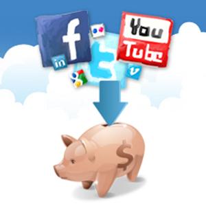 formas de monetizar redes sociales en la industria de la musica