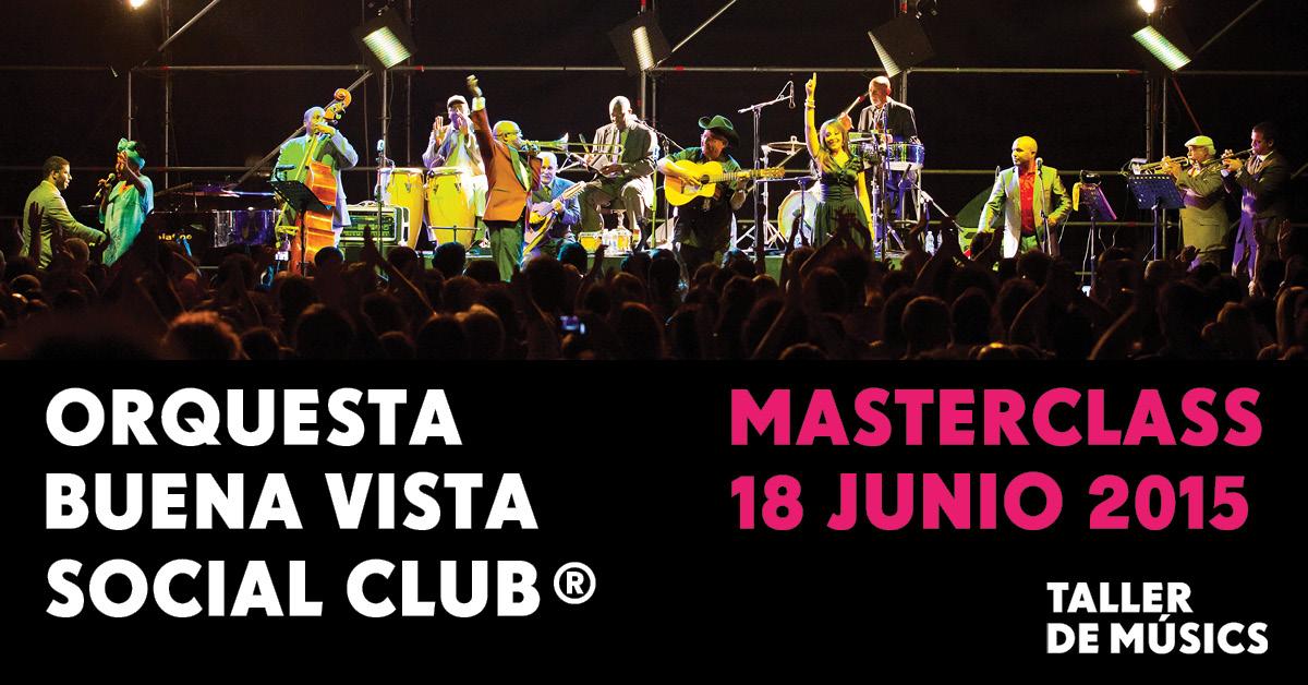 masterclass musica buena vista social club