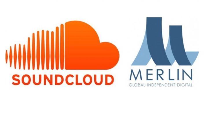 soundcloud acuerdos con merlin
