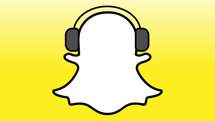 marketing musical con Snapchat