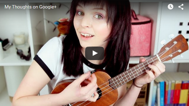 cancion viral anti google+ - emma blackery