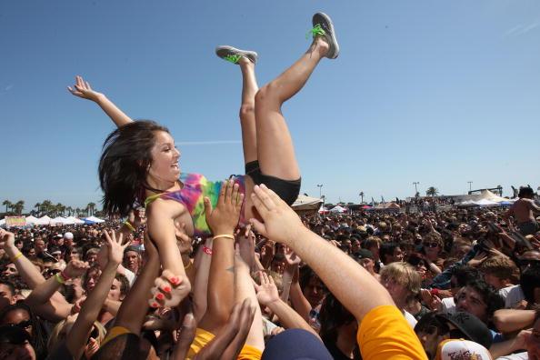 habitos fans festivales musica