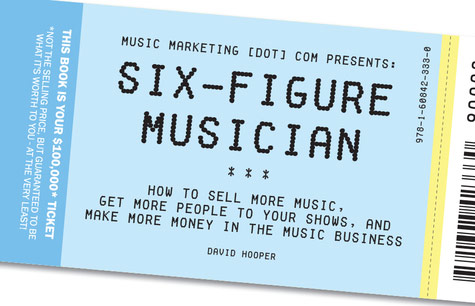 libro industria musical- Six figure musician