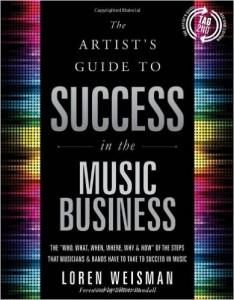 industria musical artist guide success music business