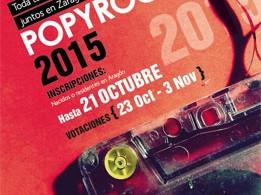 Concurso Pop Y Rock Imas 2015