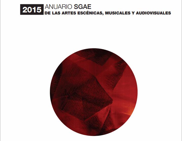 anuario sgae 2015