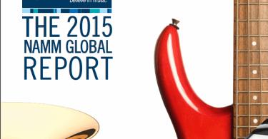 global namm report. ventas de instrumentos de musica y audio