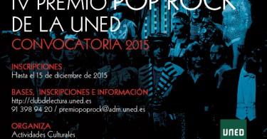 IV Premio Pop Rock de la UNED