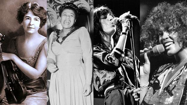Investigación - Creando un espacio inclusivo para las mujeres en la Música