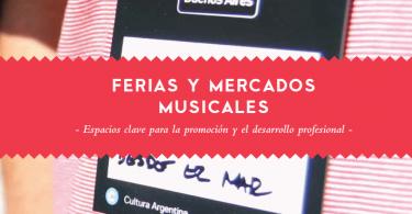 guia para musicos, ferias y mercados musicales guia rec