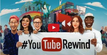 youtube rewind 2015 lo mas visto