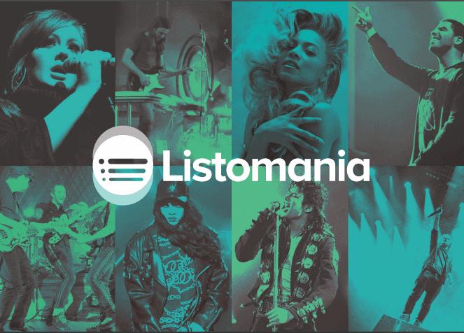 informe playlists spotify listomania