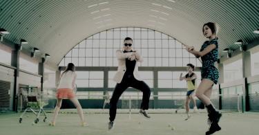 Comercio Global de bienes culturales - Gangnam Style
