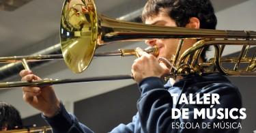 taler de musics inscripciones curso 2015-2016