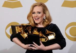 Adele grammys 25 21 19 record ventas