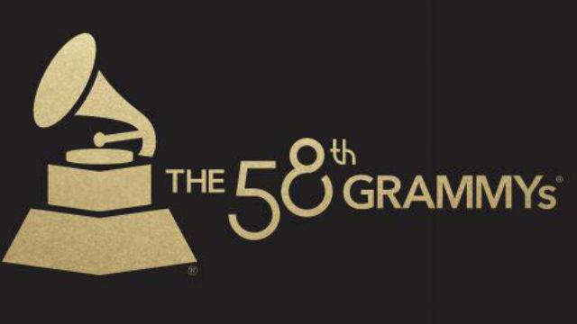 grammy ganadores 2016