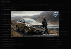 spotify for brands, volvo luve