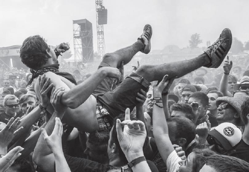 insights sobre la audiencia de la musica en vivo