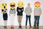 reacciones de facebook marketing