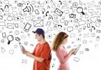 motivacion uso social media 2015