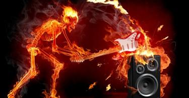 investigacion, las logicas de la industria del rock